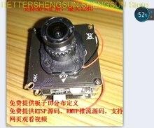 Hi3519v101 hi3519 макетная панельная камера IMX274 RTSP RTMP Push Flow