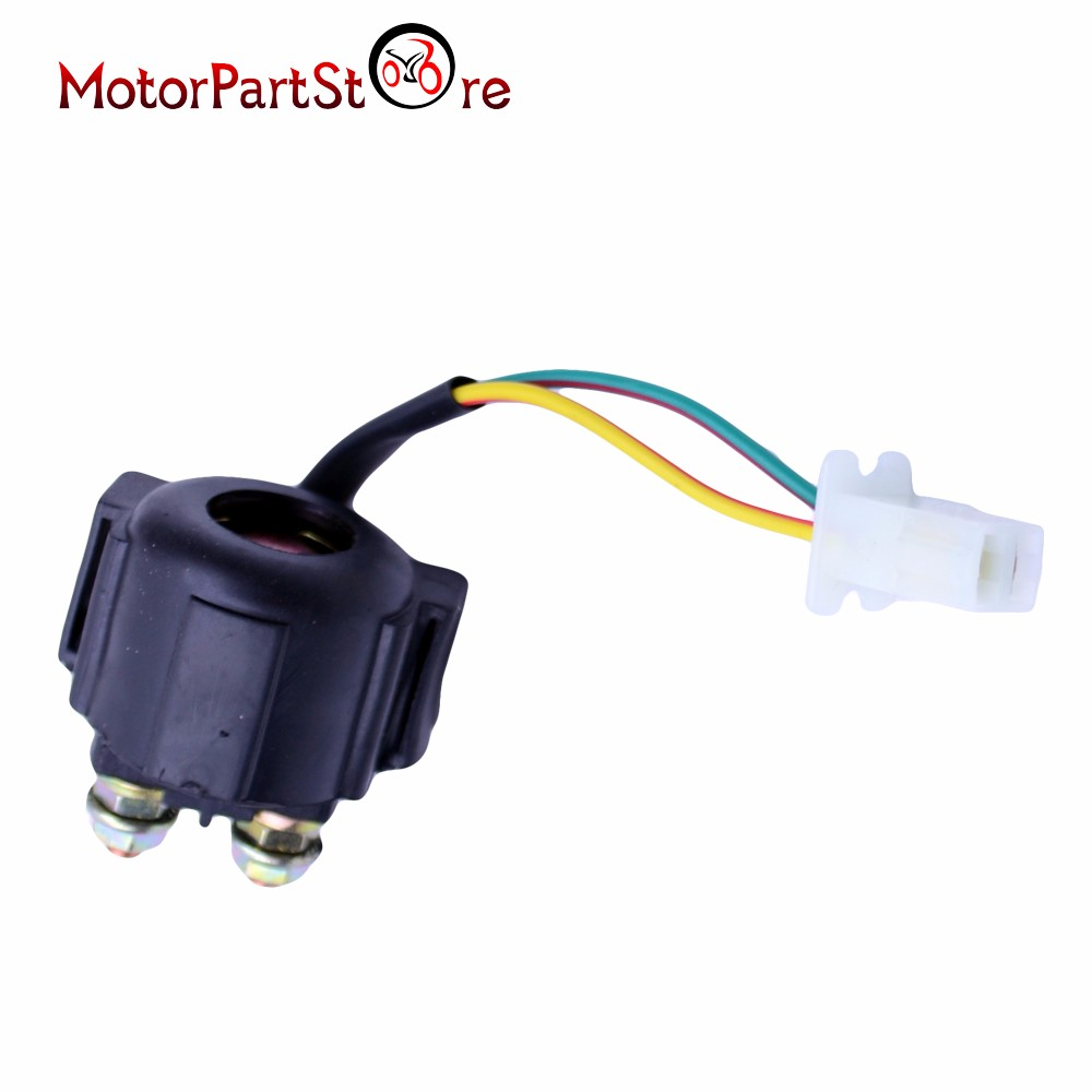 12V Starter Solenoid Relay For Yamaha TIMBERWOLF 250 YFB250 1992-1999 ATV Motorcycle Electrical Parts *