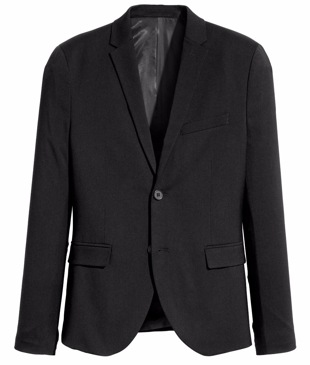 2018 Groom Tuxedos For Men Tailor Suit Blazer Black Suits
