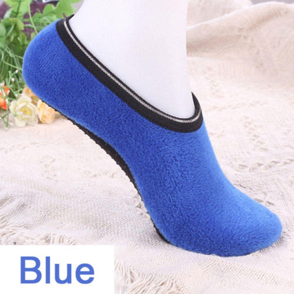 Women Slipper Socks Indoor Floor Nonslip Ankle Soft Low Cut Warm Winter Sock Hot