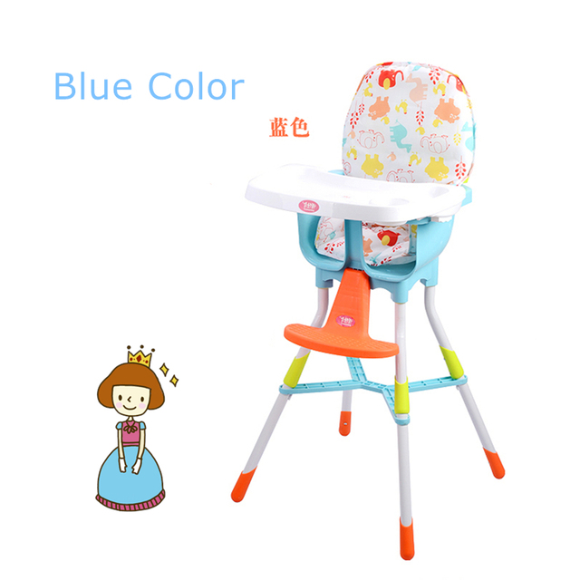 Orange Bb Alimentation Chaise Haute Portable Booster Sige Enfant