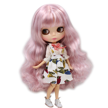 ICY Neo Blythe Dolls Colorful Hair Jointed Body 30cm