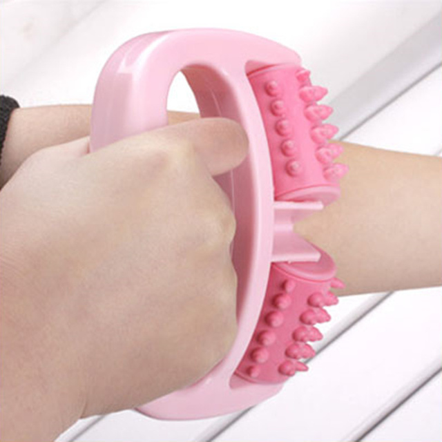 Plastic Roller Body Massager