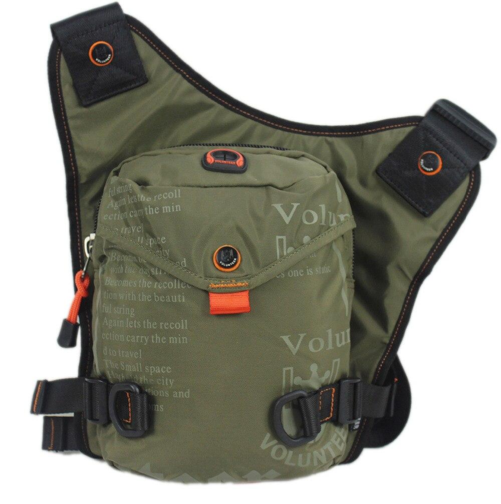pacote de cintura quadril equitação Color : Black/army Green
