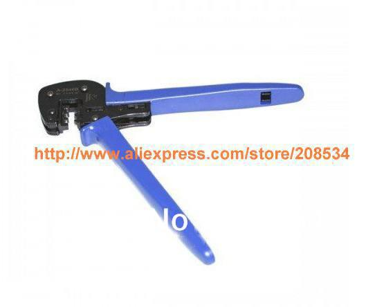 ФОТО A-2546B Solar Crimping Tools For MC4 Connectors 2.5-6.0mm2 Photovoltaic solars pliers Solar system tools