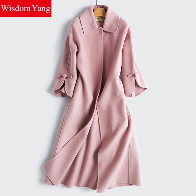 Manteau femme mouton