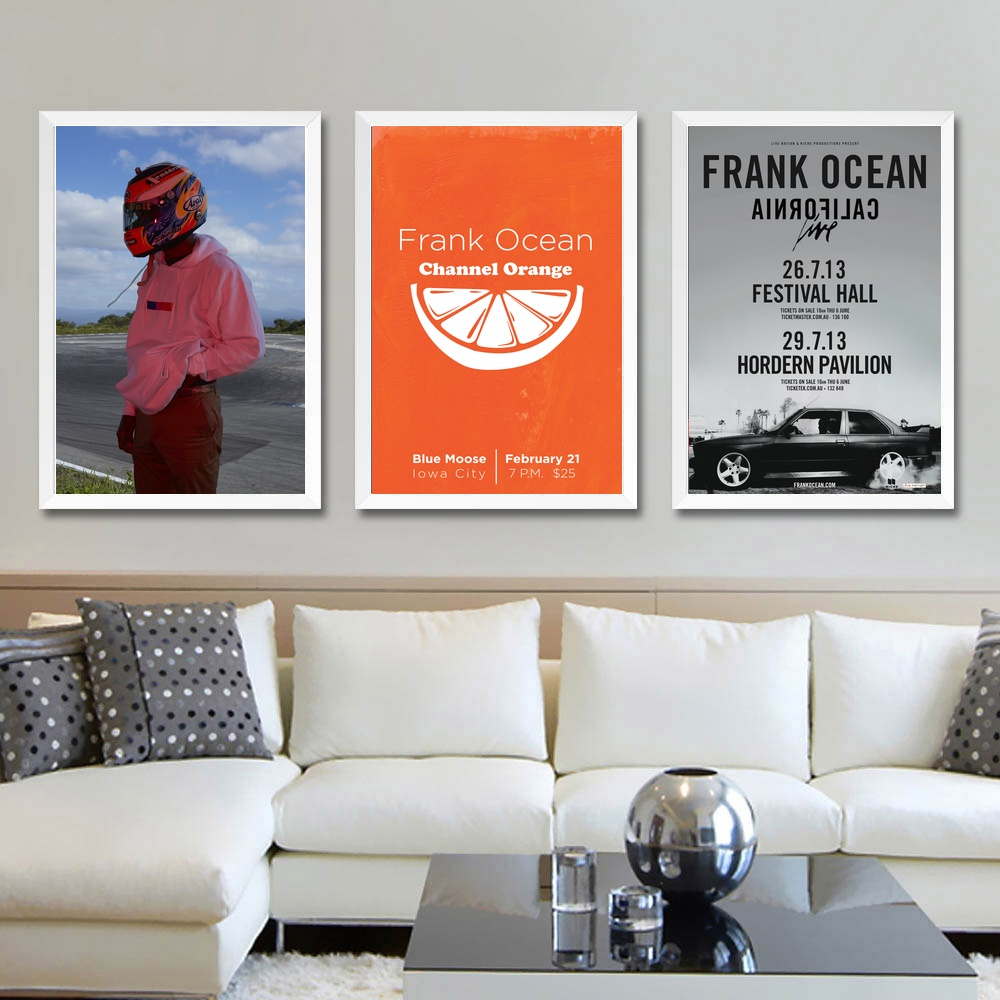 Terrific Us 5 94 30 Off Frank Ocean Rapper King Art Print Poster Silk Light Canvas Painting Home Decor Wall Picture In Painting Calligraphy From Home Beatyapartments Chair Design Images Beatyapartmentscom