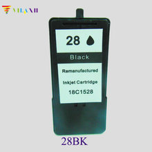 1PK Black Compatible Ink Cartridge for Lexmark 28
