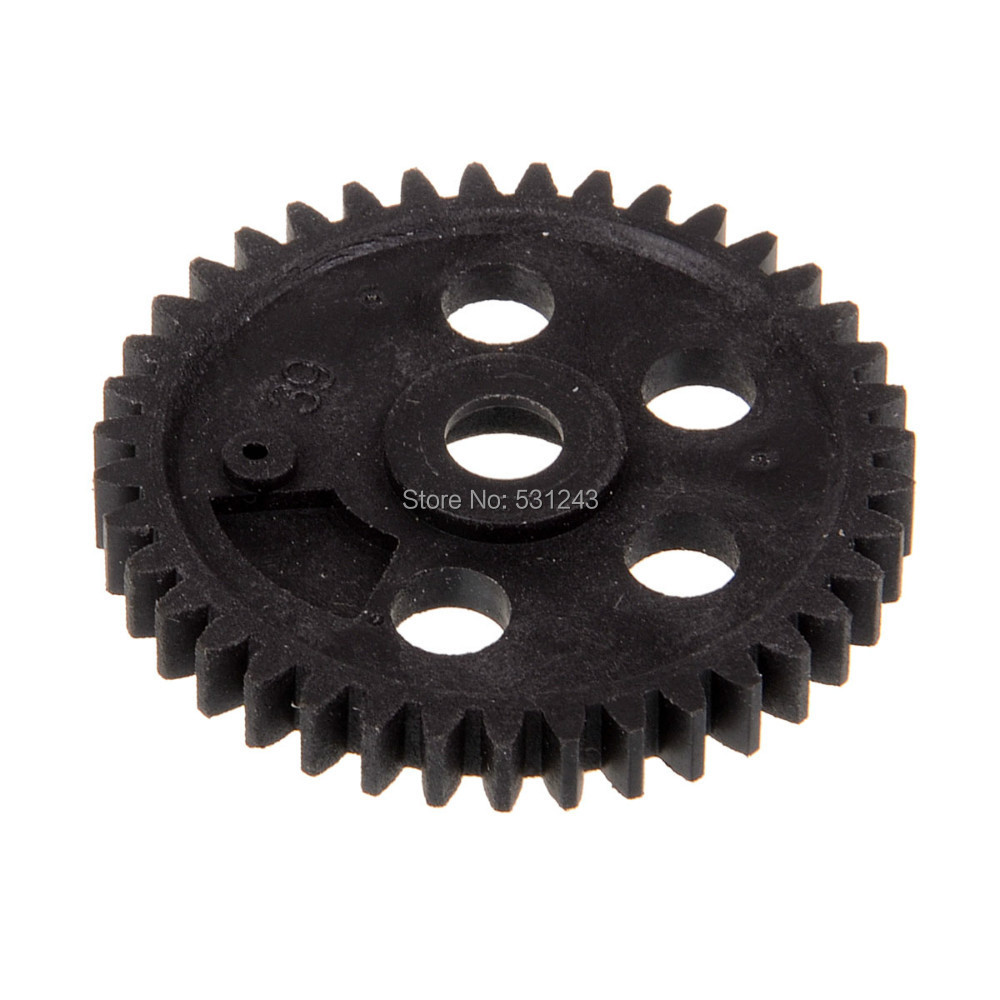 02041 Plastic Diff. Main Gear (39T) For HSP 1/10 4WD Nitro Power R/C On-Road Car