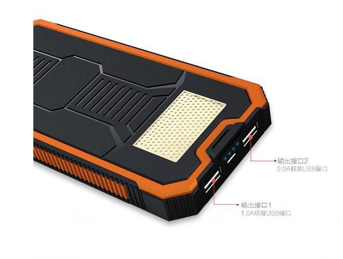 solar powerbank 20000 mah 6