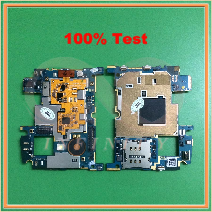 In Stock 100 Test Working Original For LG Google Nexus 5 D820 D821 32GB Motherboard Logic