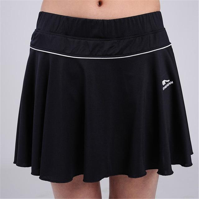 New Summer Sports Skort Are Genuine Female Skirt Plus Size Badminton
