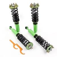 Full Kit Coilover Suspensions For Honda Accord 98 02 Acura TL 99 03 Shocks Absorber Strut
