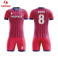 bac69631844 Sublimation Quick Dry Breathable Football Jersey Polyester Elastic Latest  Design Custom Football Jersey Uniform(China
