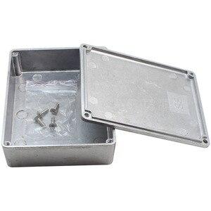 Image 4 - 6 pcs 기타 효과 stomp 알루미늄 인클로저 박스 hammond 1590bb