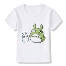Totoro Printed T-Shirt for Kids