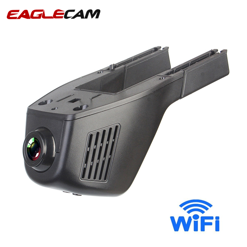 Car Dvr Camcorder Car-Camera Dashcam Wifi Reistrator Mini 1080P Full-Hd 170-Degree Wide-Angle