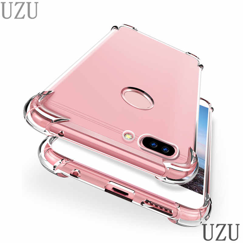 Matowy etui na Huawei Honor Play 7C pro 7A Note10 6A 7X miękkie pokrywa silikonowa dla Huawei Y5 Y7 Y6 prime 2017 Y9 2018 2019 coque