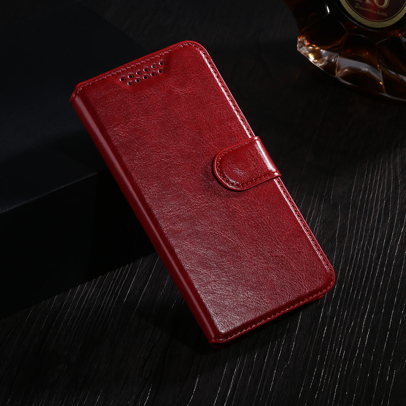 Leather Cover Case For Samsung Galaxy S9 Cases Wallet PU Business Coque Luxury Case For Samsung Galaxy S9 Plus S9+