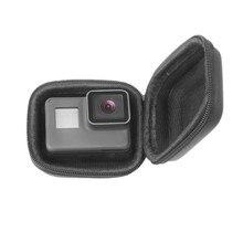 Для Go Pro Hero 7 6 5 Mini EVA защитный кошелек для хранения коробка крепление для Go Pro Hero 7 6 5 Черный Серебристый Аксессуары