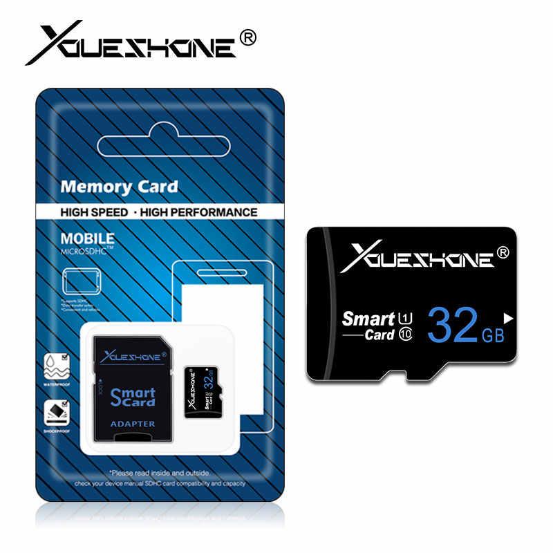De alta velocidad tarjeta de memoria 1 GB 2 GB 4 GB 8 GB 16 GB 32 GB 64 GB memoria tarjeta sd micro 128 GB 256GB class10 tarjetas SDXC mini TF para teléfono/tabletas