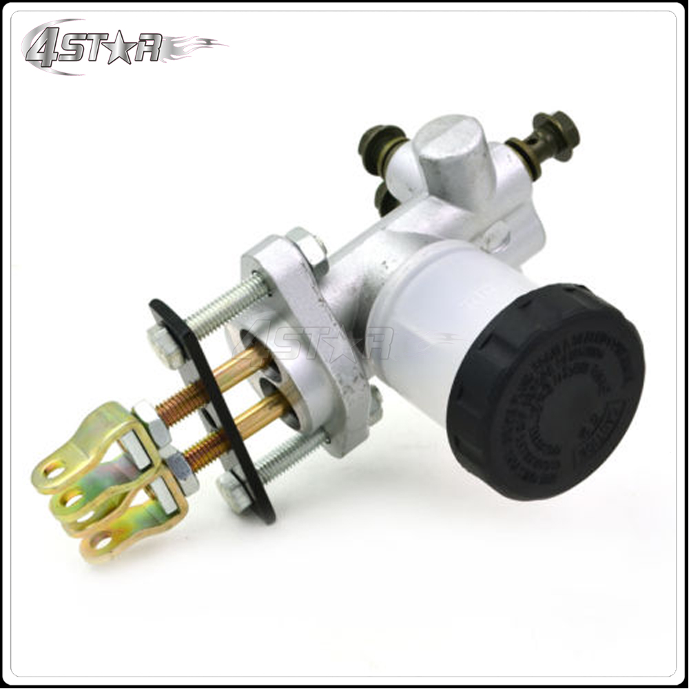 High Buggy Performance Hydraulic Brake Master Cylinder Pump Fit 125cc 150cc  to 250cc 300cc Go Kart Buggy Motorcycle Motocross
