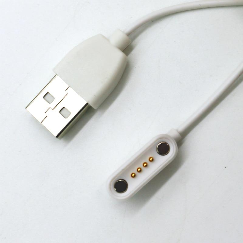 ZAOYIMALL USB Câble Smartwatch De Charge Ligne DM09 Magnétique Adsorption Chargeur Câble pour DM09 Smartwatch Heures Horloge Montre-Bracelet