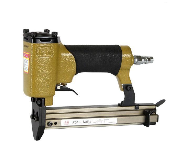 High Quality Pneumatic Nailer Gun Air Stapler Nail Gun Tools for photo frame P515 Air gun