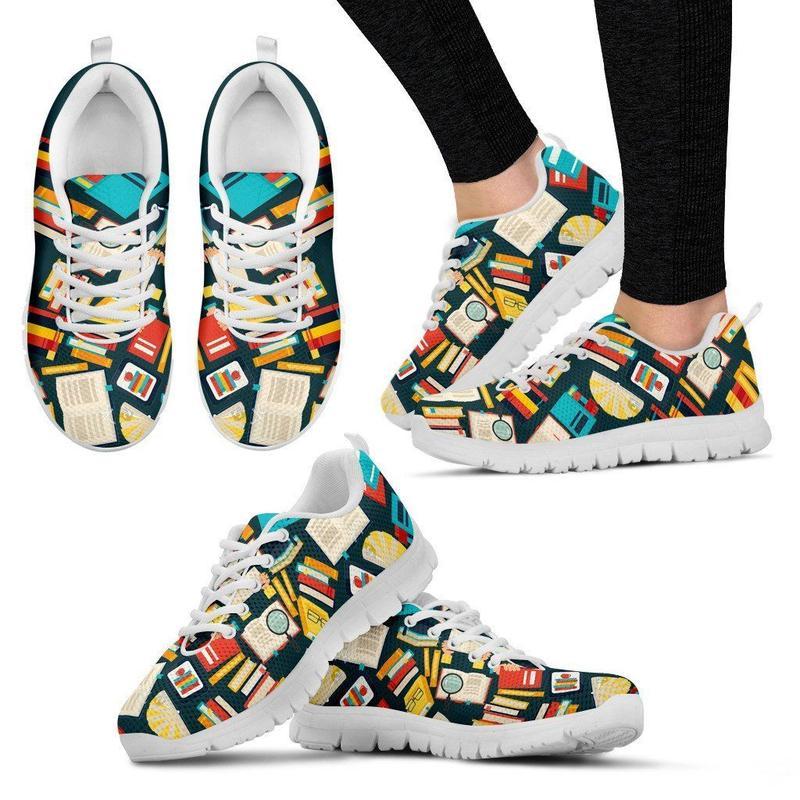 FORUDESIGNS Art Kawaii Pattern Casual Flats Shoes for 2018 Summer Women Espadrilles Girl ...