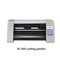 2017 New Arrival Digital Vinyl Sticker JK360 Cutting Plotter For JK360 Engraving Machine Cutting Machine With