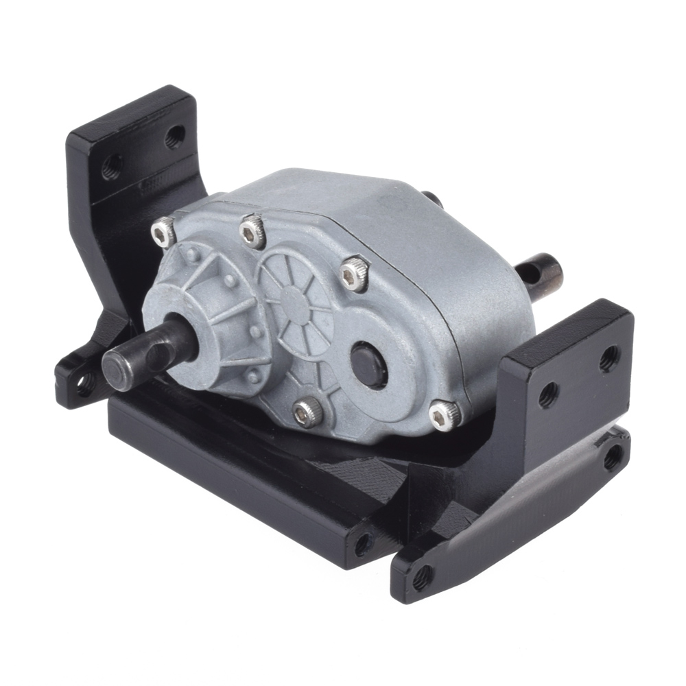 73mm Transfer Case For Axial SCX10 Land Rover D90 Rc4wd 1 10 Rc Crawler