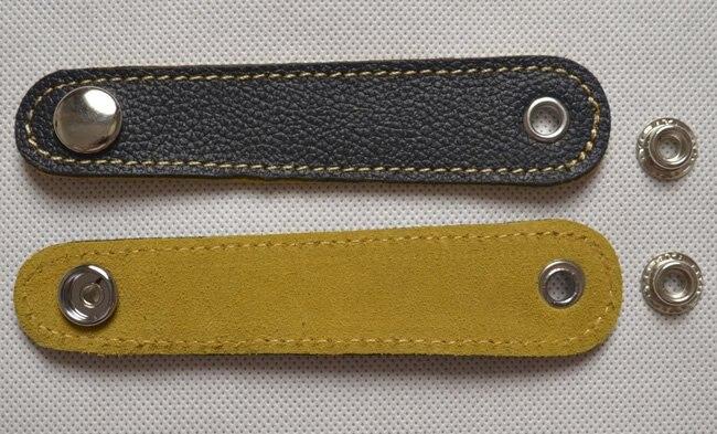 "Měkké páskové pásky Pásový pás Akordion Leather NEW 4.5 """