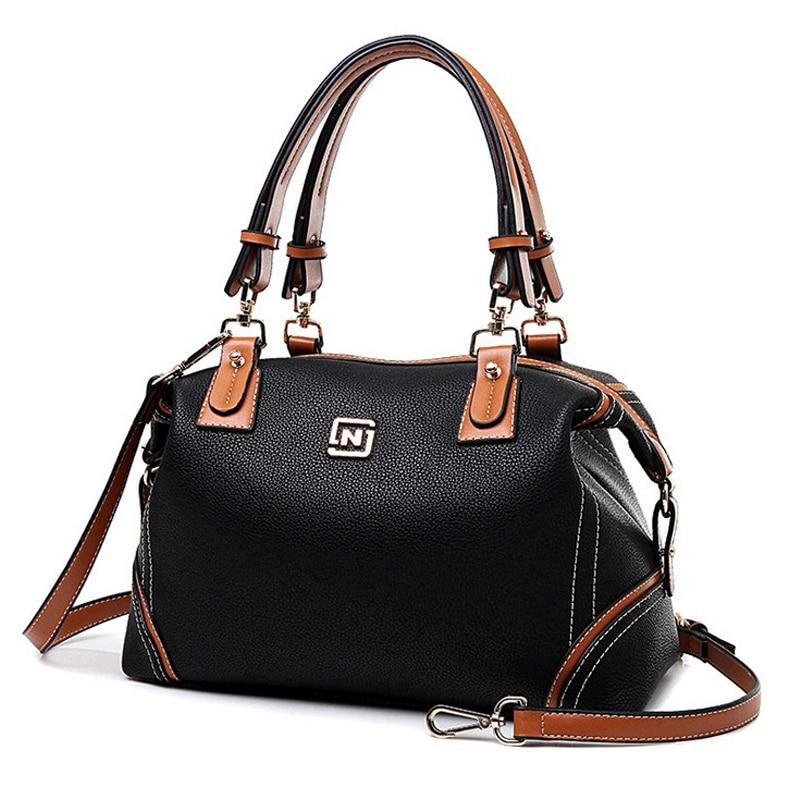 Aliexpress.com : Buy 2016 New European Boston Bag Fashion ...