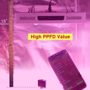 Image 4 - Phlizon 1000 watt usine lampe ÉPI à spectre complet led élèvent la lumière pour plantes dintérieur système hydroponique jardin lumières