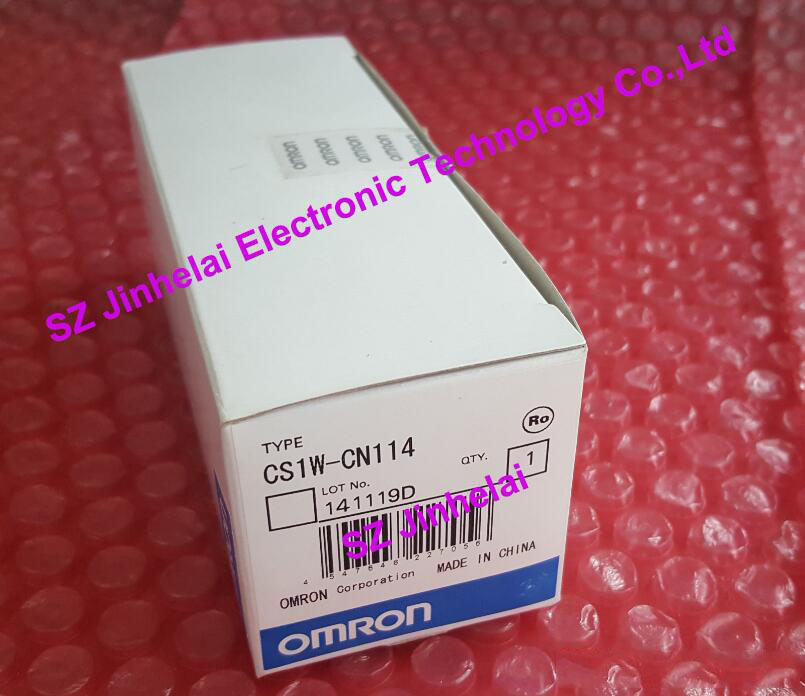 все цены на 100% New and original  CS1W-CN114  OMRON Interface cable онлайн