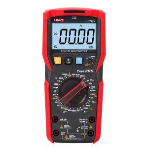 Original UNI-T UT89X/UT89XD true RMS Digital multimeter high current NCV/capacitor/triode/temperature/Frequency Resistance test(China)