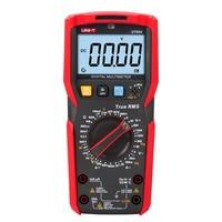 الأصلي UNI T UT89X/UT89XD صحيح RMS الرقمية المتعدد عالية الحالية NCV/مكثف/الصمام الثلاثي/درجة الحرارة/اختبار مقاومة التردد-في عدادات مترية متعددة من أدوات على
