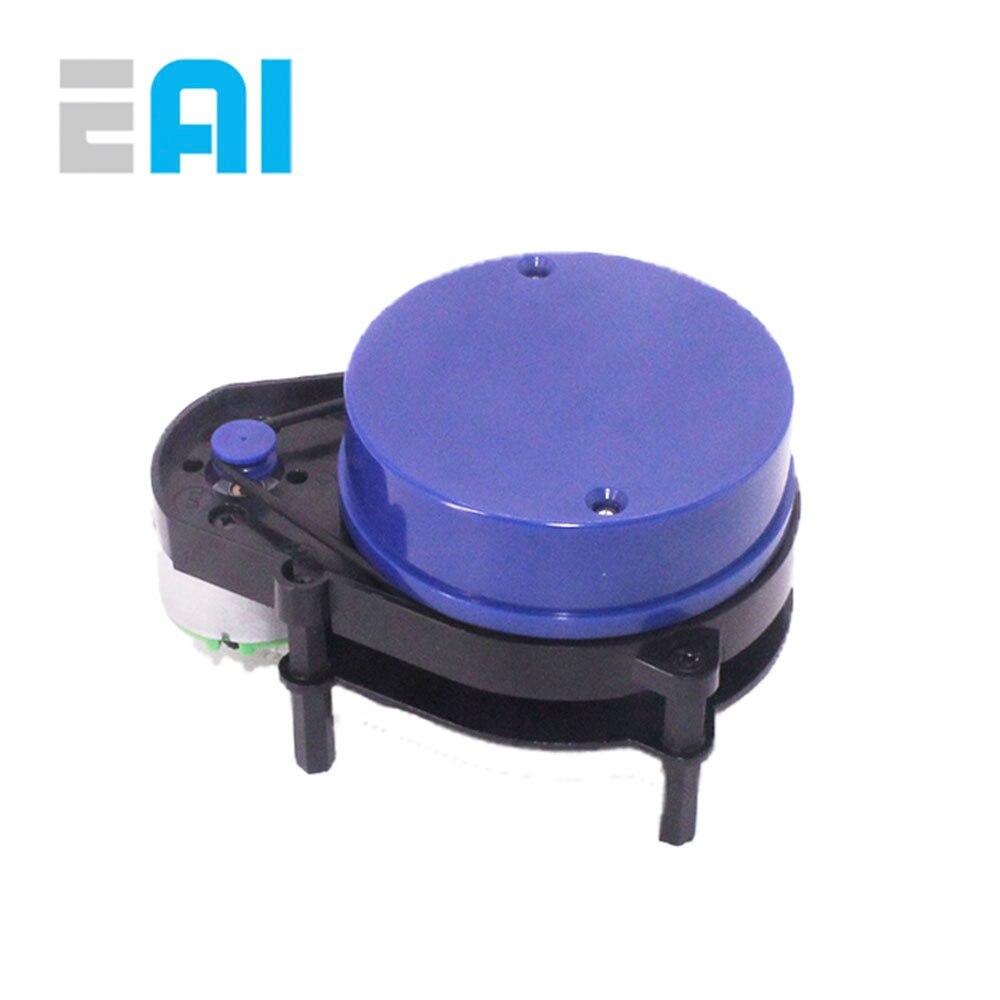 LIDAR 053 EAI YDLIDAR X4 LIDAR Laser Radar Scanner Ranging Sensor Module 10m 5k Ranging Frequency