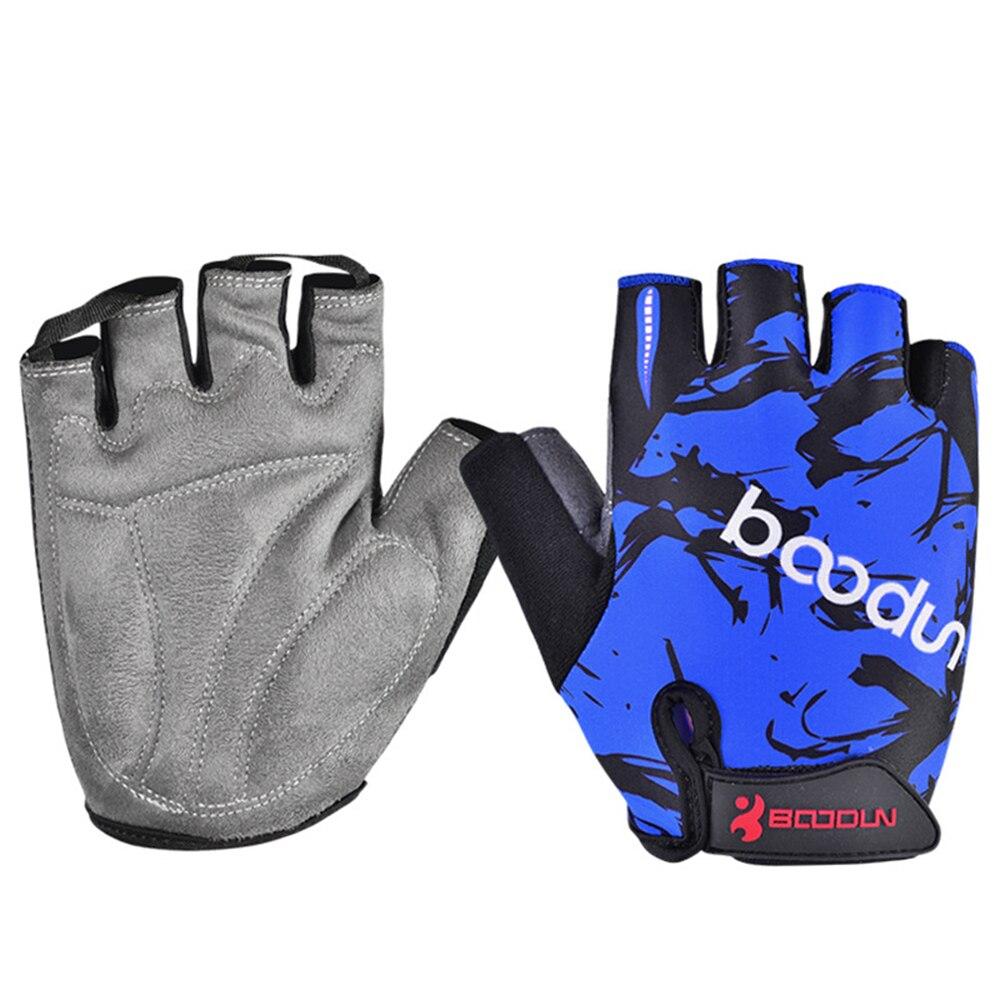 outdoor sport camping climbing training hiking cycling men glove half finger tactical gloves wear non-slip