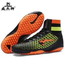 Zapatos de fútbol para niños Zapatos de entrenamiento al aire libre Zapatos TF / FG Botines de fútbol Top Boy Niños Zapatos deportivos para niños