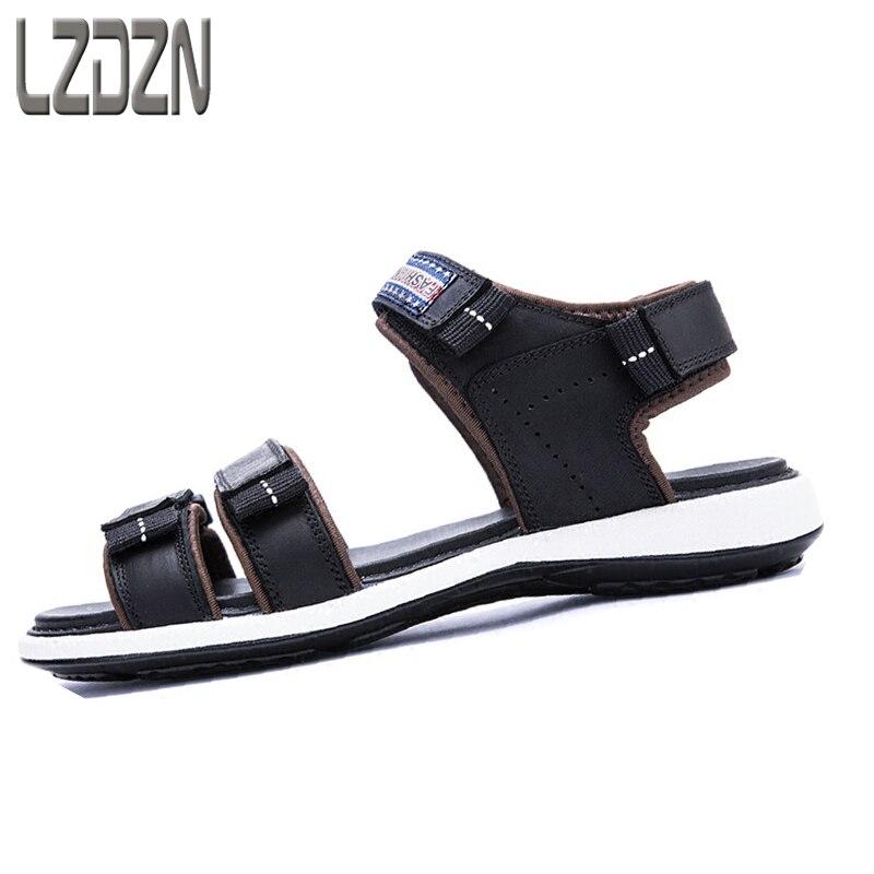 Summer fashion, Rome sandals, breathable men, junior beach, junior high school students, mens shoes, summer children breathe