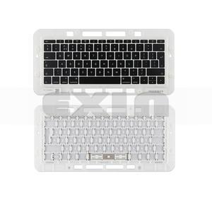 "Image 4 - Genuino per Macbook Pro Retina 13 ""15"" A1706 A1707 A1708 Russo Russia RU Tastiera Tasti Chiave Cap Keycaps fine 2016 Metà 2017"