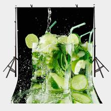 150x210cm Creative Advertising Backdrop Fresh Juice Photography Background