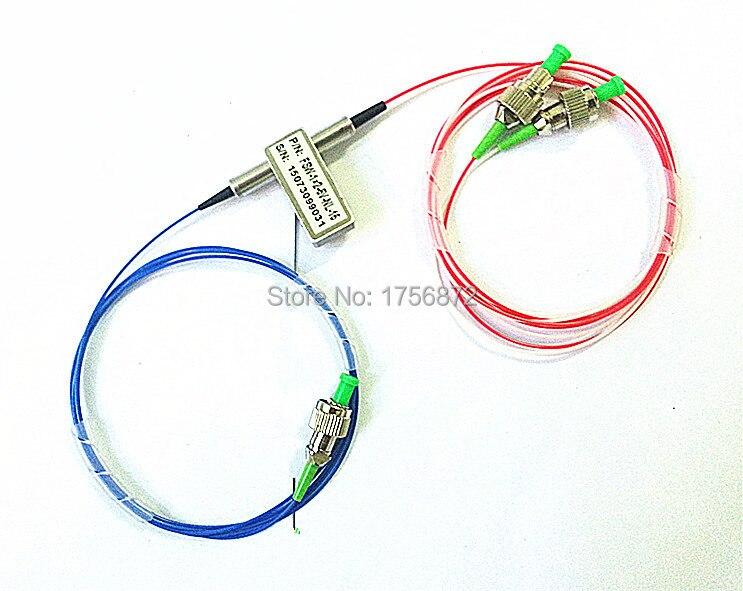 Besplatna dostava Visoka pouzdanost 1x2 mehanički vlaknasti optički prekidač FC / APC