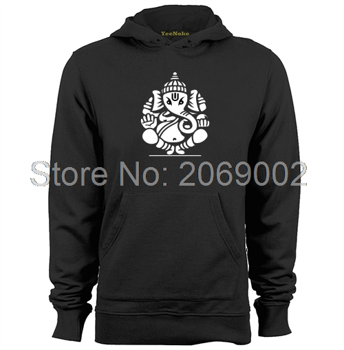 Ganesh Ganesa Ganapati 4 Mens & Womens Design Hoodies Sweatshirts