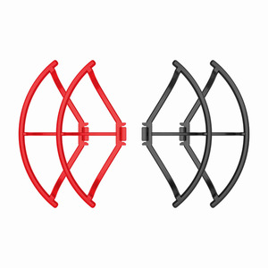 Image 3 - 4pcs Lightweight safety Propeller Protective Guard for Parrot ANAFI Drone Accessories Propeller Protector Guard Props