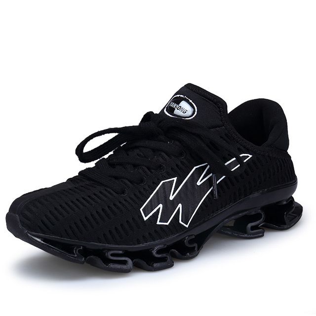 Plus Size Running Shoes For Men Springblade Sneakers Cushioning Outdoor  Sport Shoes Light Athletic Shoes Big Size Male Footwear ef25f4a027