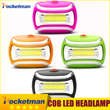 700lm Cob Led Headlamp 3 Mode Headlight Waterproof Led Flashlight Outdoors Headlamp Head Light Lamp Torch Lanterna With Headband