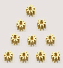 Free shipping!! 10PCS/lot metal motor Gear For SYMA X5C X5SC V262 V353 RC Quadcopter Helicopter Drone Accessories Spare Parts