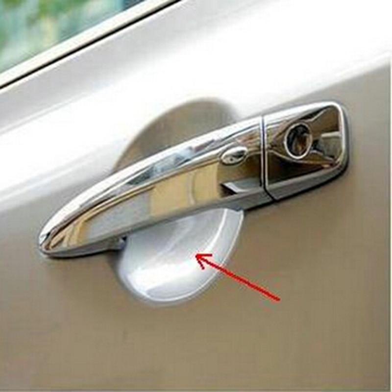 """Automobilių durų rankenų lipdukų durų rankenų apsauginė plėvelė """"Volvo S40 S60 S80 XC60 XC90 V40 V60 C30 XC70 V70"""" / """"Mini Cooper R50 R52 R53"""""""